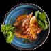 Mediterranean Octopus van de Grill